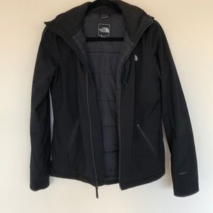 The North Face Black Apex Elevation Jacket